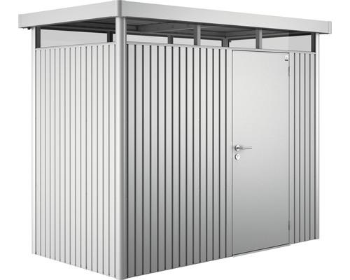 Biohort Zahradní domek HIGHLINE® H1, stříbrná metalíza