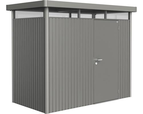 Biohort Zahradní domek HIGHLINE® H1,šedý křemen metalíza