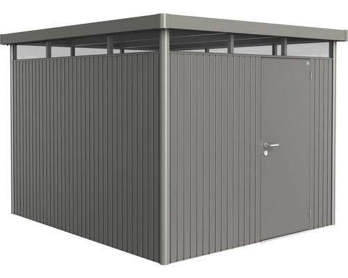 Biohort Zahradní domek HIGHLINE® H5,šedý křemen metalíza