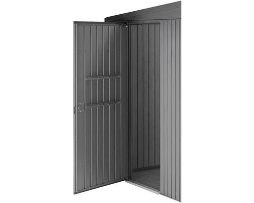 Biohort Dodatečné dveře, tmavě šedá metalíza