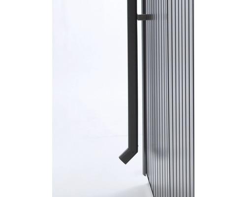 Biohort Sada okapových svodů pro AVANTGARDE, tmavě šedá metalíza, 2 kusy