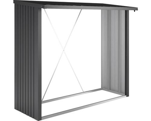 Biohort Přístavek WoodStock® 230, tmavě šedá metalíza