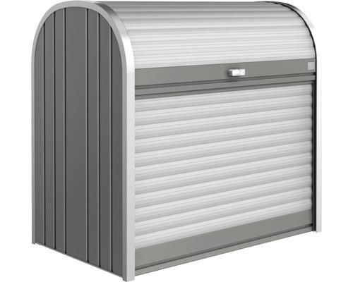Biohort Úložný box StoreMax® 120, šedý křemen metalíza