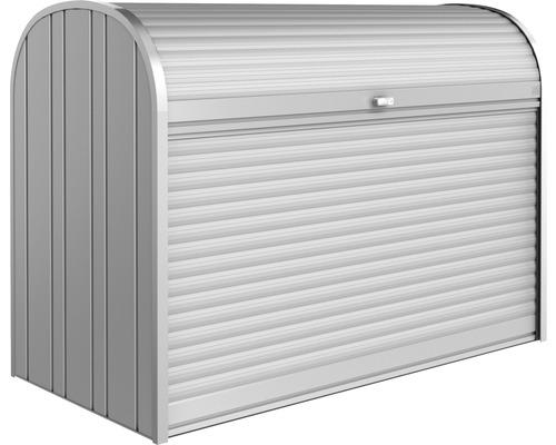 Biohort Úložný box StoreMax® 190, stříbrná metalíza