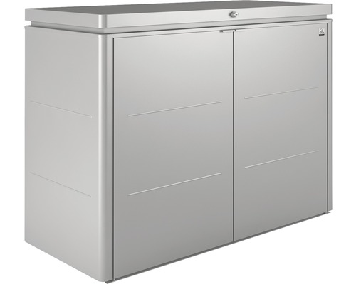 Biohort Úložný box HighBoard 160, stříbrná metalíza