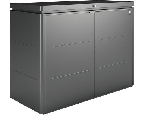Biohort Úložný box HighBoard 160, tmavě šedá metalíza
