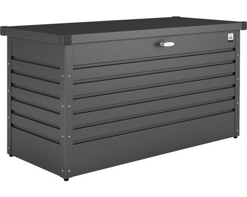 Biohort Úložný box FreizeitBox 130, tmavě šedá metalíza