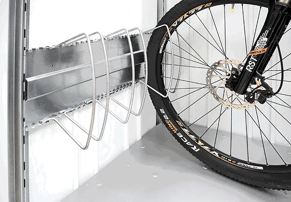 """Biohort Set stojanů pro kola """"BikeHolder"""" pro úložné boxy"""