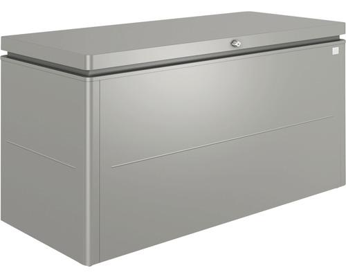Biohort Úložný box LoungeBox® 160, šedý křemen metalíza