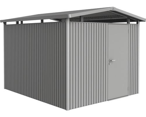 Biohort Zahradní domek PANORAMA P5, šedý křemen metalíza