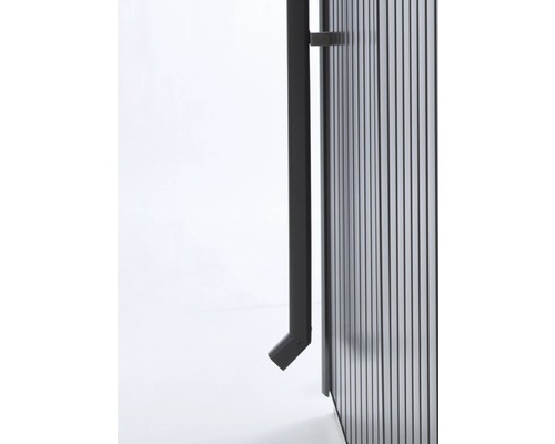 Biohort Sada okapových svodů pro PANORAMA, tmavě šedá metalíza, 2 kusy