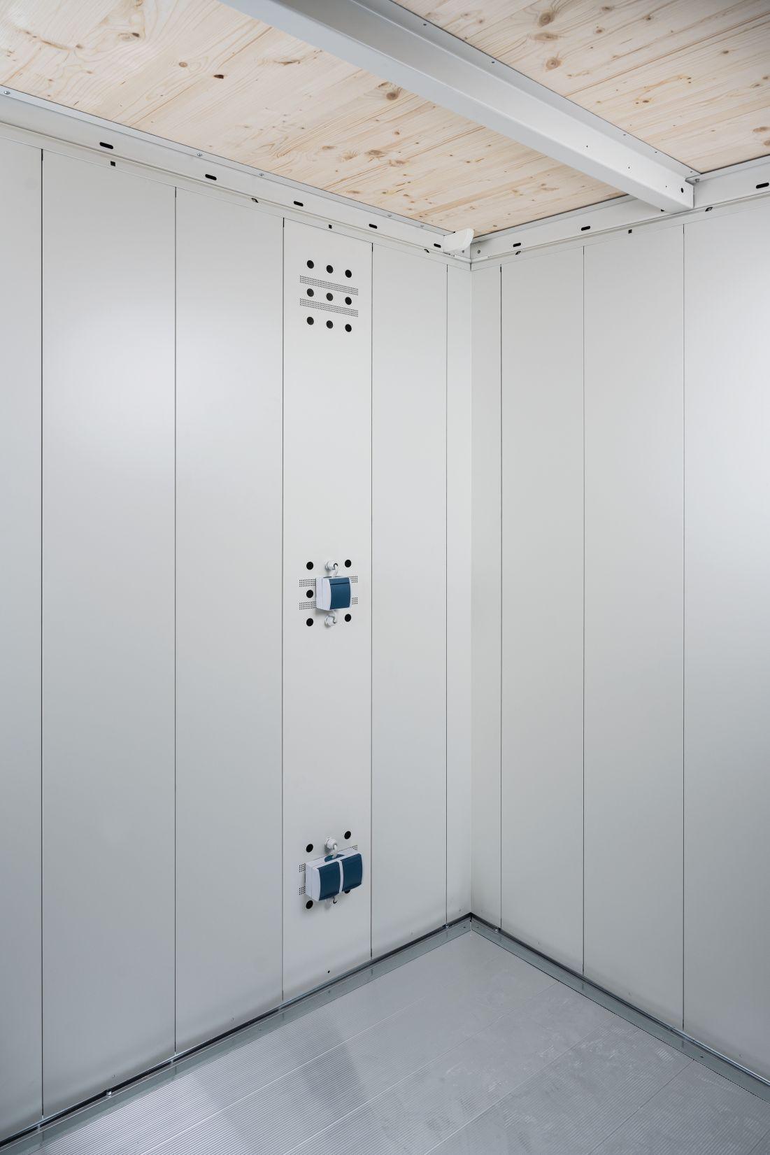 Biohort Elektro montážní panel 204 cm