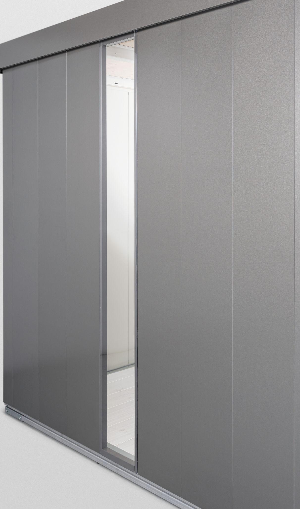 Biohort Panel z akrylátového skla, pro NEO tmavě šedá metalíza