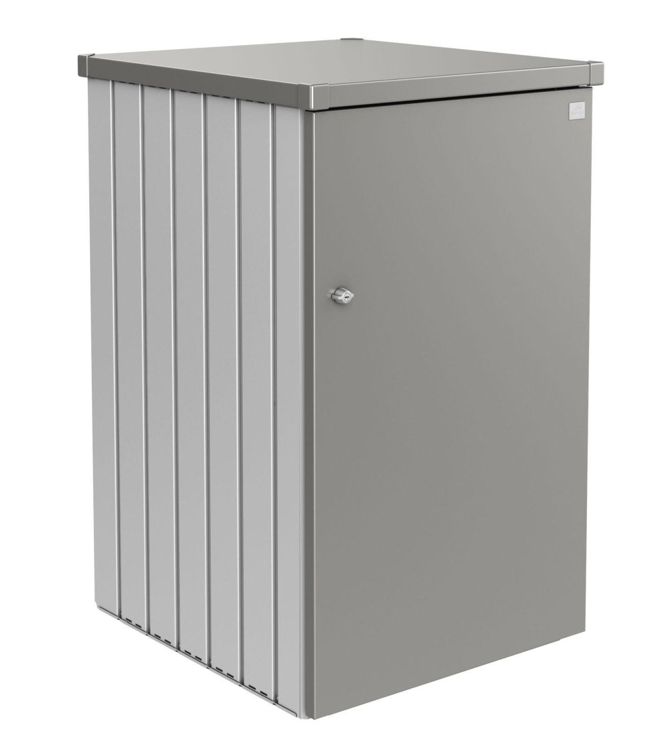 Biohort Box na popelnici Alex 1.2, stříbrná metalíza/šedý křemen metalíza