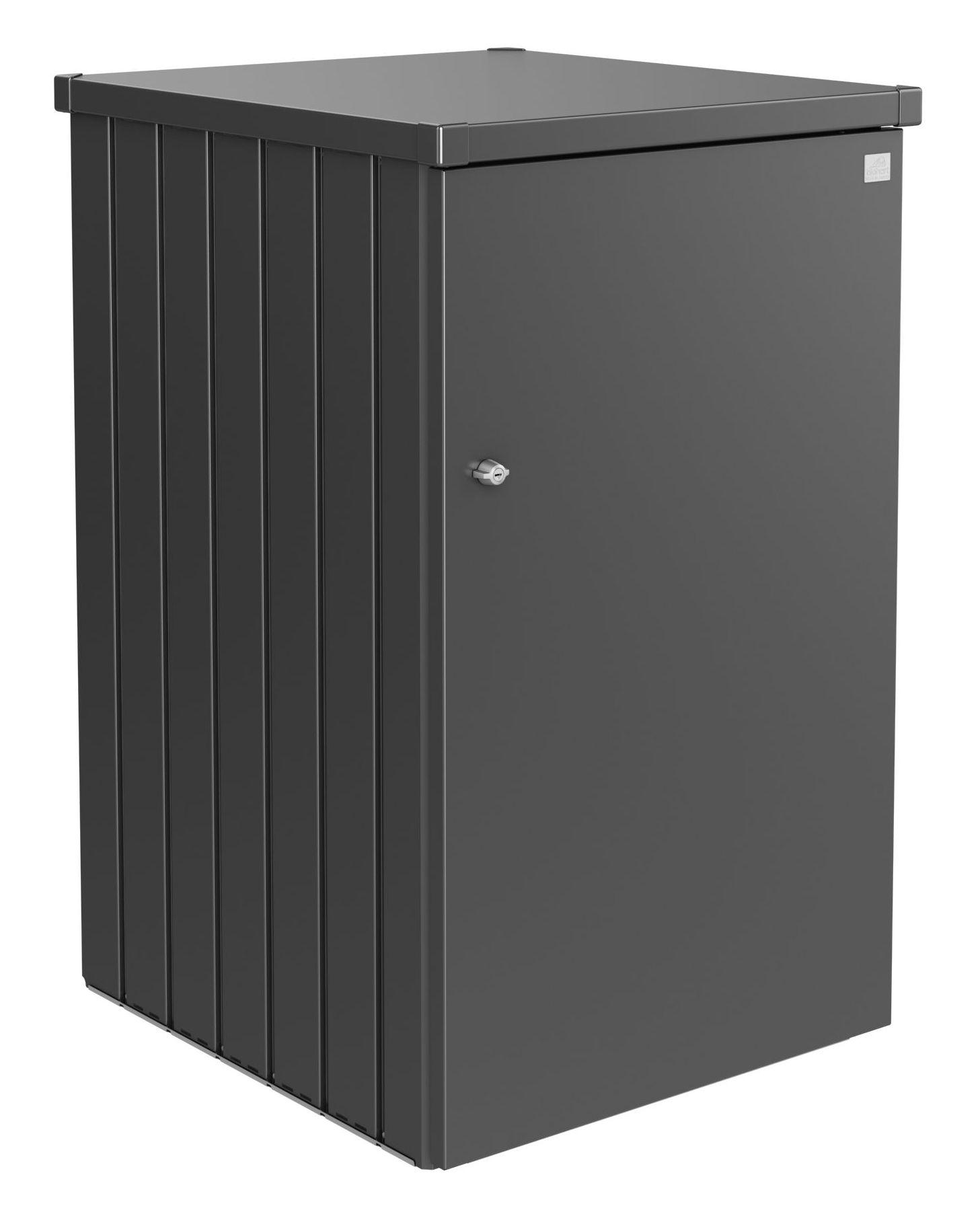 Biohort Box na popelnici Alex 3, tmavě šedá metalíza