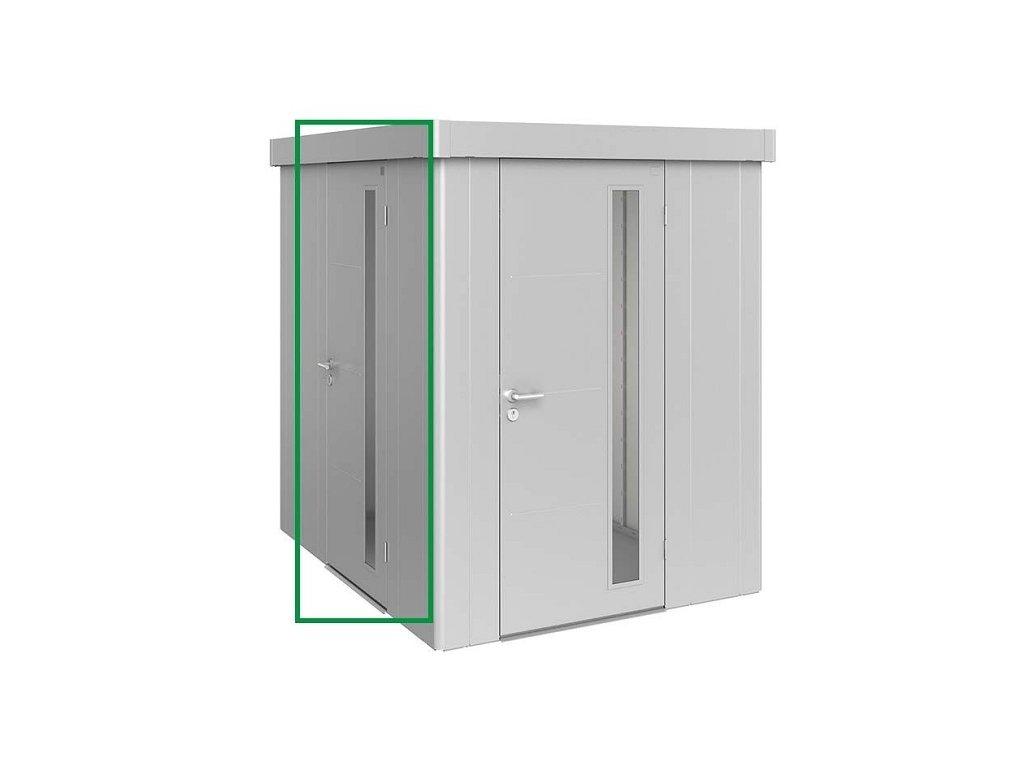 Biohort Dodatečné dveře, šedý křemen metalíza