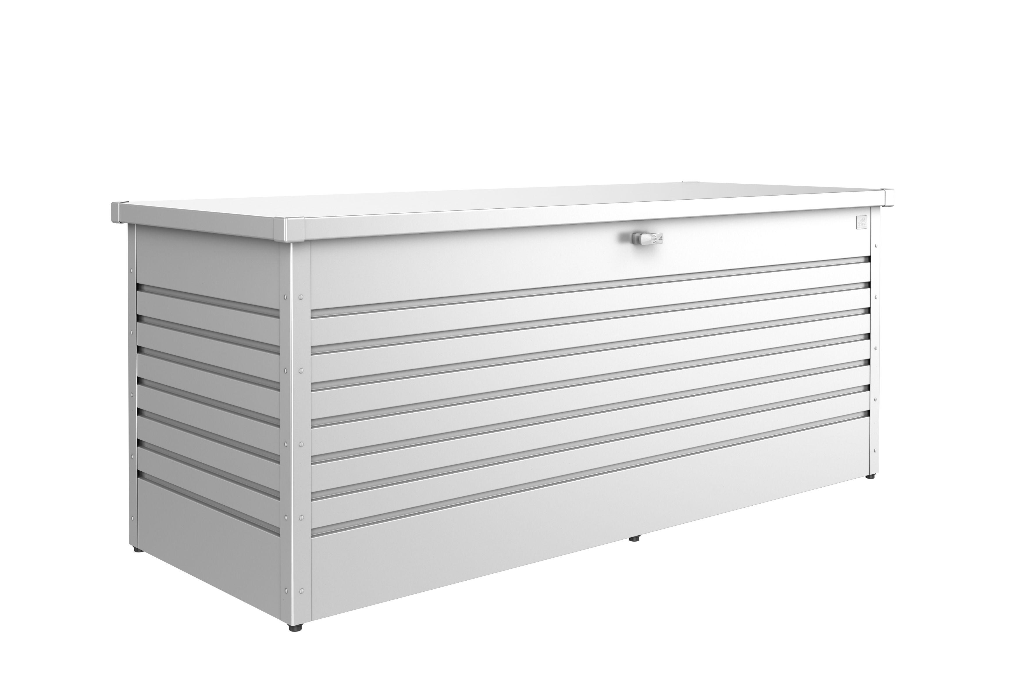 Biohort Úložný box FreizeitBox 200, stříbrná metalíza